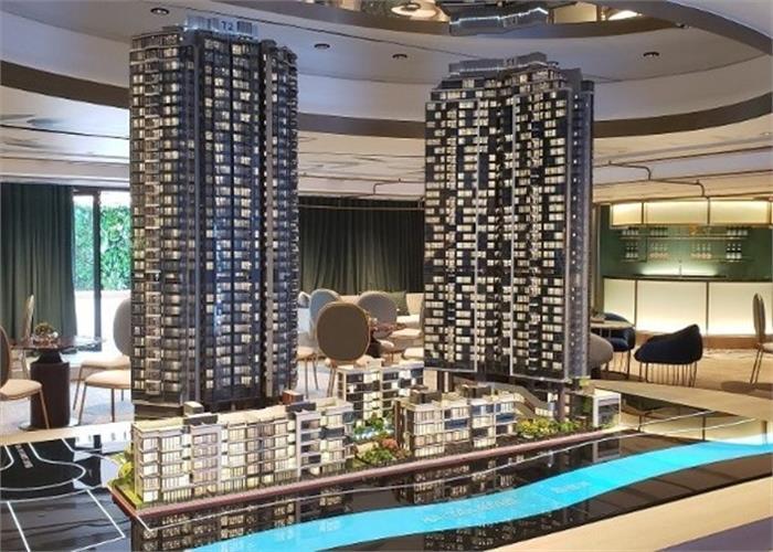 尚‧珒溋4房戶呎售逾3.2萬創新高
