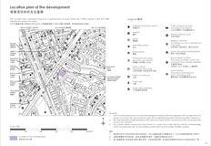 瑧樺 位置圖、鳥瞰照片、分區計劃大綱圖及布局圖