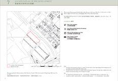 尚‧珒溋 位置圖、鳥瞰照片、分區計劃大綱圖及布局圖