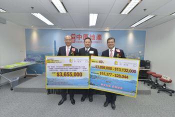 有利集團「利‧港灣 18」首批40伙 售價由3,899,000元至13,132,000元