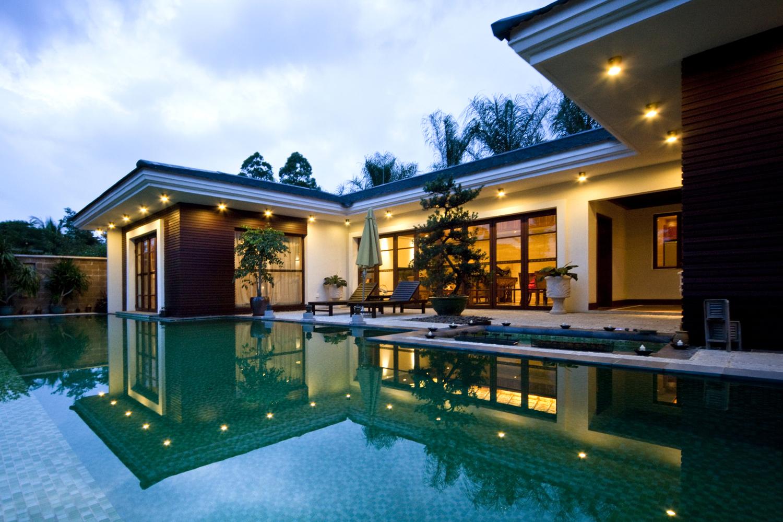 高档别墅小区 高尔夫一层泳池别墅; [其他]候鸟度假别墅