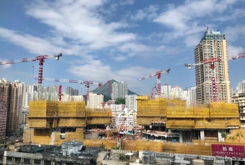 云滙发展项目新盘资讯-凯滙累售逾千五伙 套现184亿