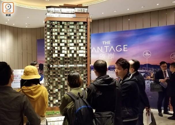啟岸新盤資訊-啟岸特色戶破頂呎價逾2.9萬售