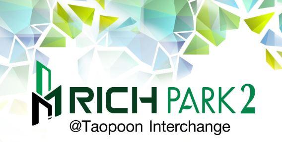Rich Park @ Taopoon INterchange