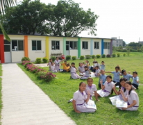 八鄉中心小學 Pat Heung Central Primary School