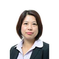 中原地產Three Pacific Place Branch Team B (Mid-Levels Central Section)吳玉珍JOYCE NG