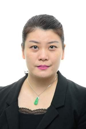 何蘊珊 Crystal Ho