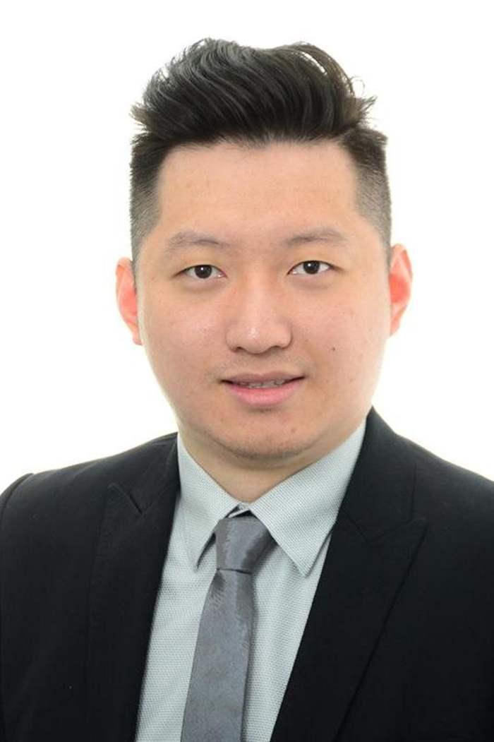 中原地產代理蕭浩暉GERRY SIU