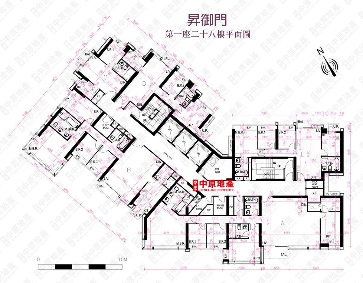 Chatham Gate Hung Hom 屋苑專頁 中原地產
