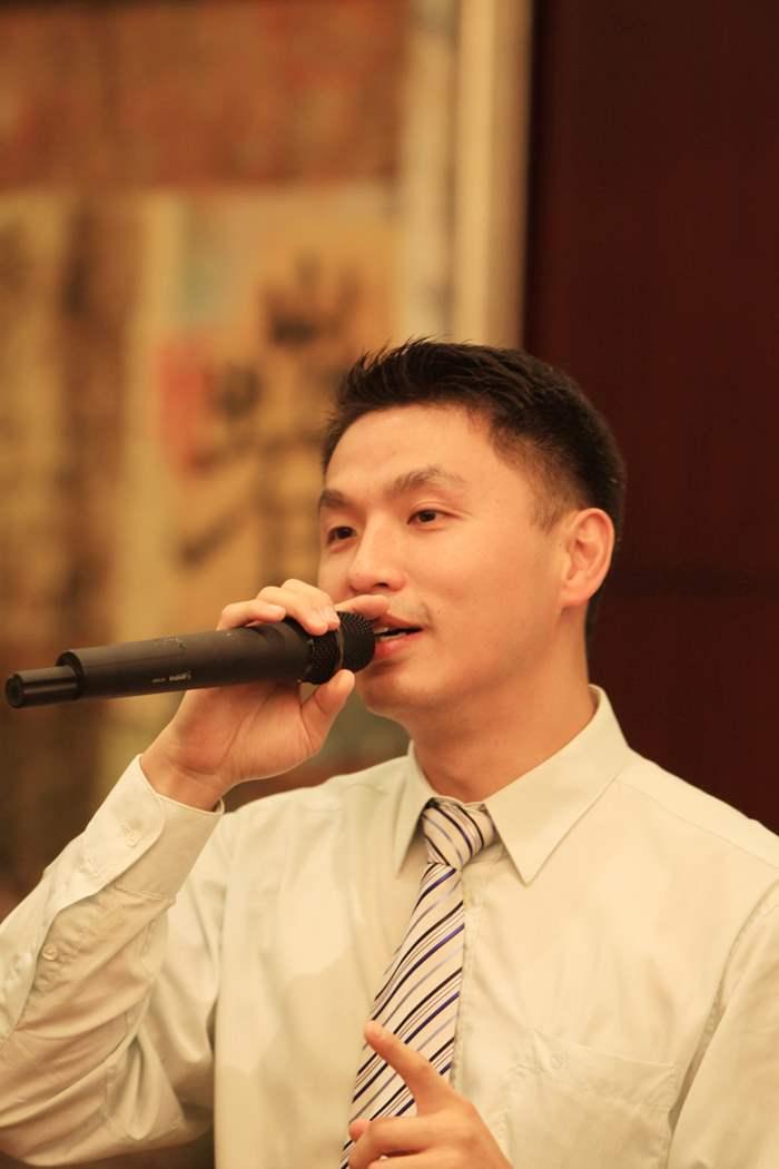 中原(中國)華南區總負責人賴國強亦有參與交流活動。