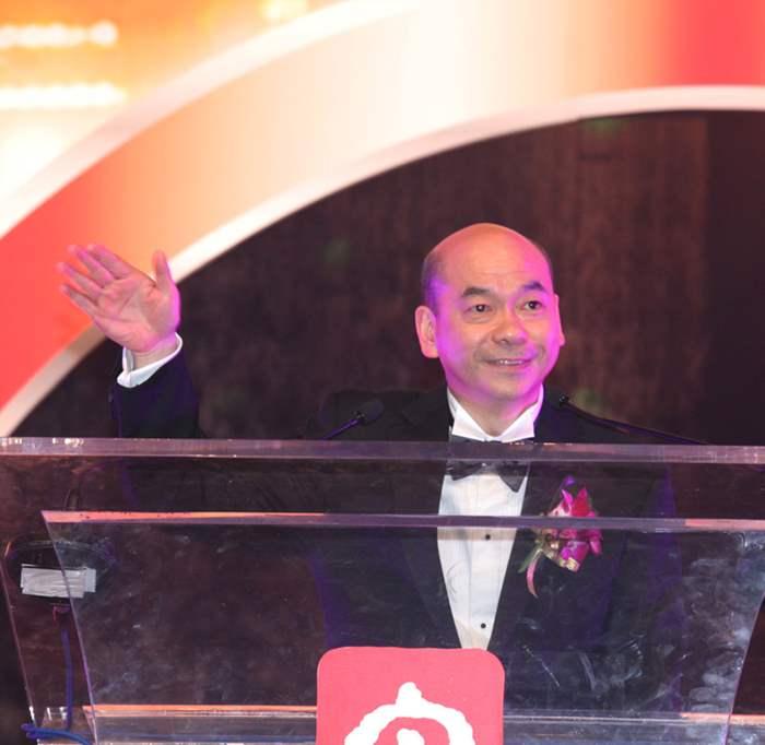 中原地產住宅部亞太區董事總經理陳永傑先生以兩文三語歡迎各嘉賓及同事。