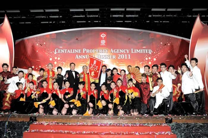 香港區勇奪四區表演冠軍。