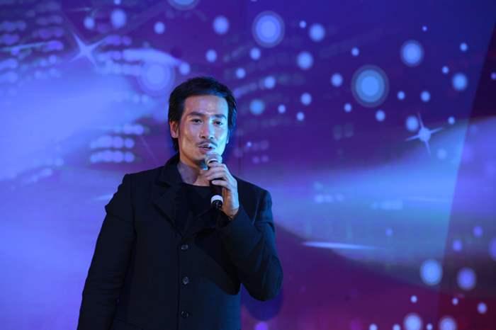 當晚有幸邀請藝人陳豪先生作表演嘉賓。