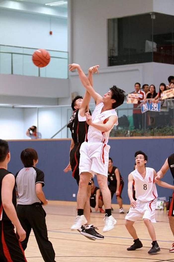 「中原羽毛球.籃球員工精英賽2012」圓滿舉行