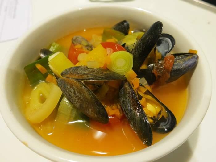澳洲藍青口湯(Australian Blue Mussels Soup)