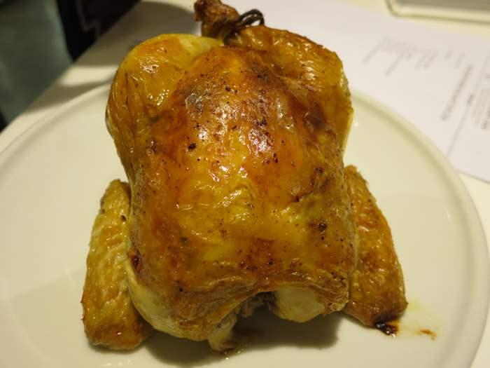 焗法國春雞伴檸檬鼠尾草(Baked French Spring Chicken with Lemon and Sage)