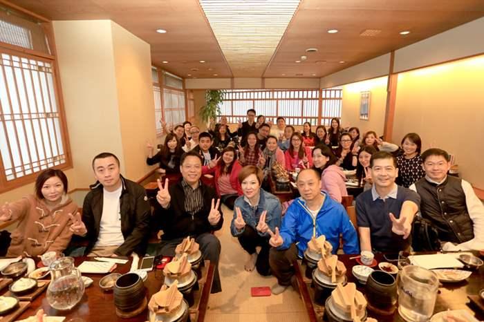 獅會箱根東京之旅2013