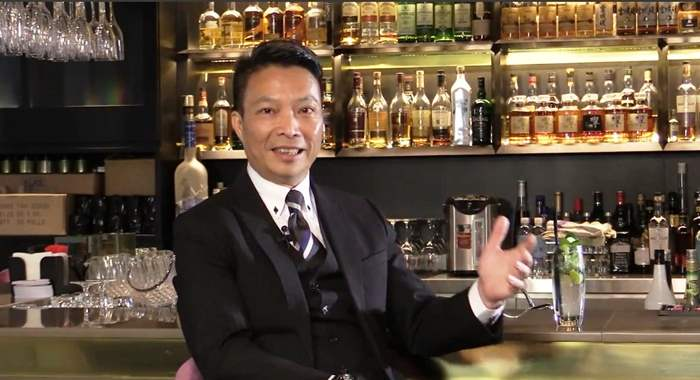 中原(工商舖)董事總經理潘志明先生作為主持人,妙語如珠,令專訪增添不少趣味﹗