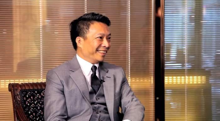 主持人中原(工商舖)董事總經理潘志明先生問到這位身兼多職的大忙人如何分配時間