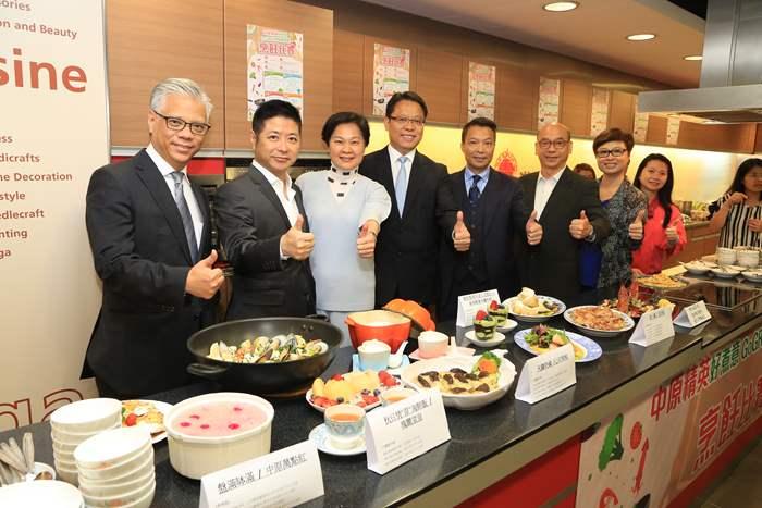 各隊精英廚藝非凡,盡顯功架,評審們試食後都予以高度評價。
