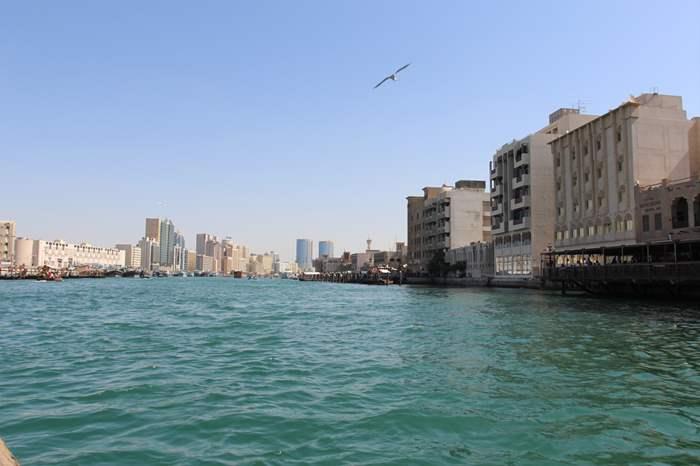 杜拜的舊城區,當然有它的韻味,不是高樓大廈可以媲美。