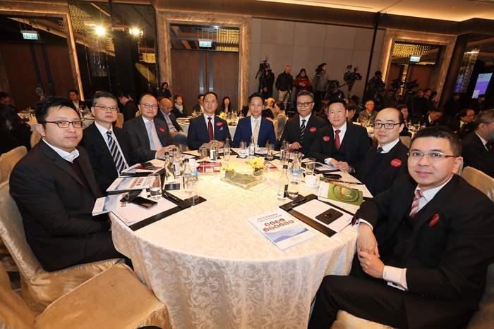 中原誠邀尊貴客戶和友好共同出席峰會。