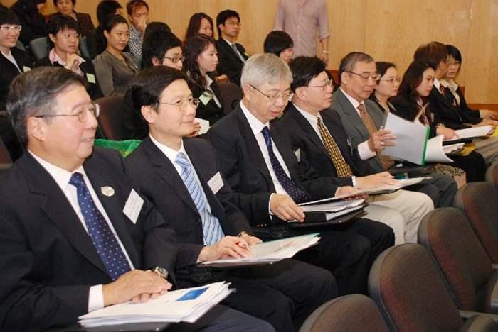 中原訓練學院院長郭昶認為同學對財務預算的觀念較薄弱,要多加注意。