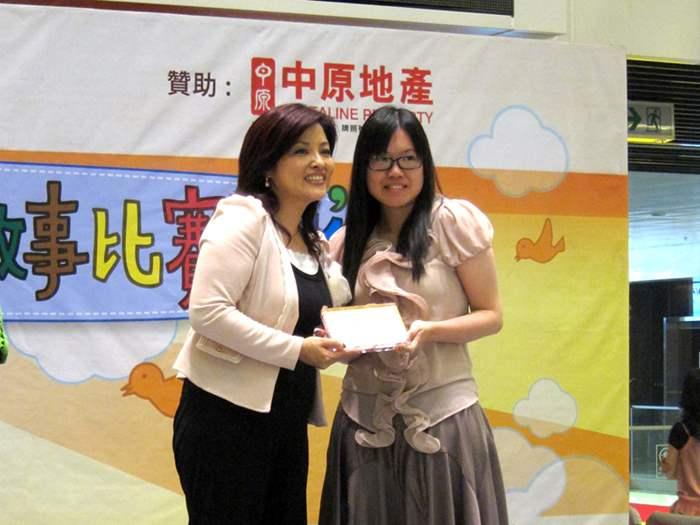 培育學童品德 贊助「全港說感恩故事比賽2011」