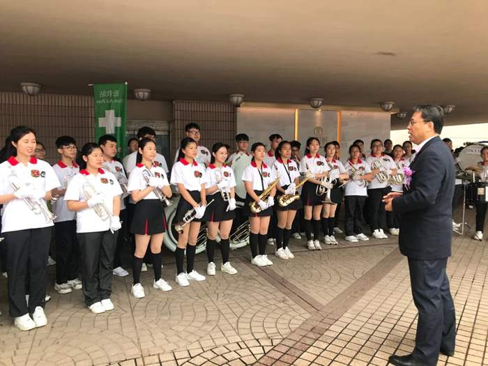中原贊助Music @Youth 青年馬拉松音樂會 2019