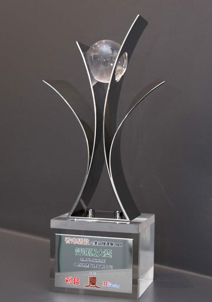 香港驕傲企業品牌選舉2009 - 評審團大獎