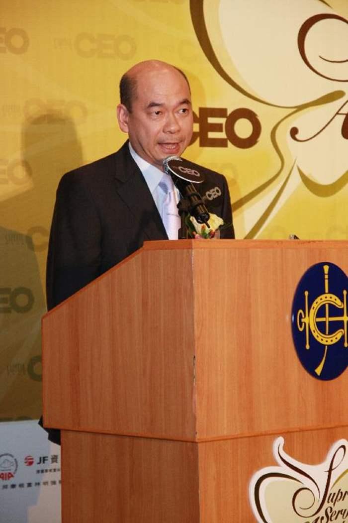 中原地產榮獲「非凡服務大賞2007」