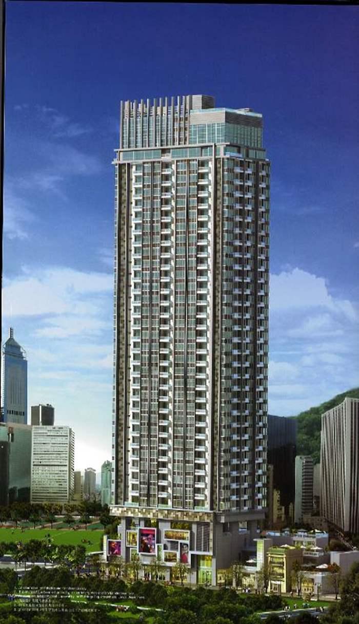 嘉薈軒高層海景戶以呎價$ 11,577沽出 創分層單位新高呎價