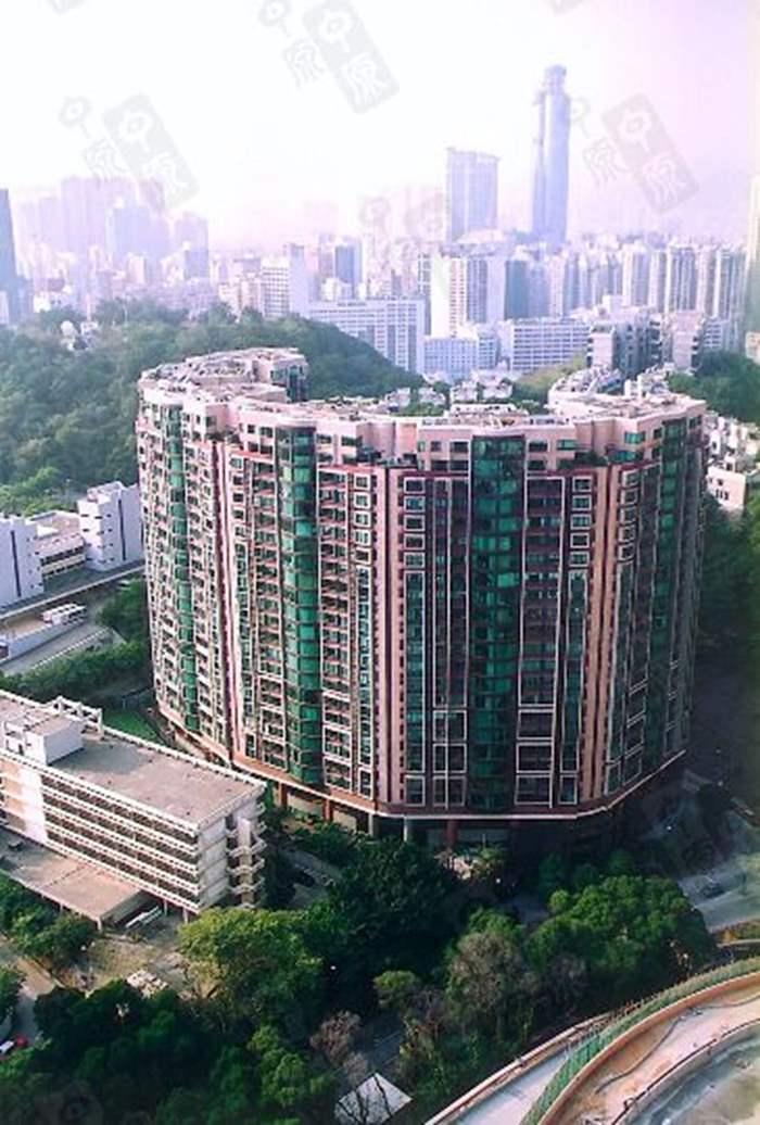 外區換樓客豪擲2550萬元    購帝庭園頂層複式連天台戶