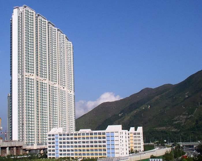 東涌區外藉租客聞港珠澳大橋融資方案落實即購藍天海岸中層戶