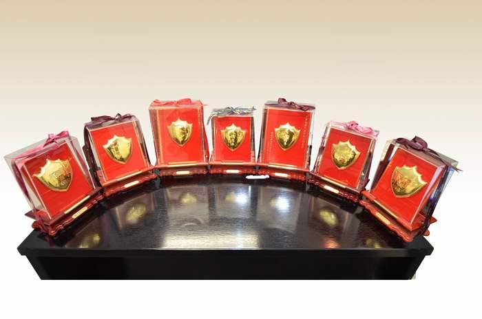 過去,中原地產七度榮獲「恒基金牌」,2012年中原地產第八度獲此殊榮。