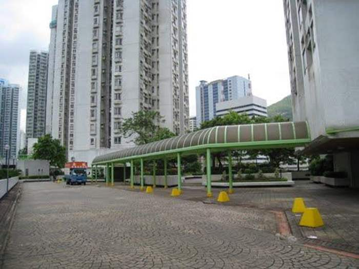 東涌青葵五個片區二手私人住宅買賣合約登記 (2020年10月)