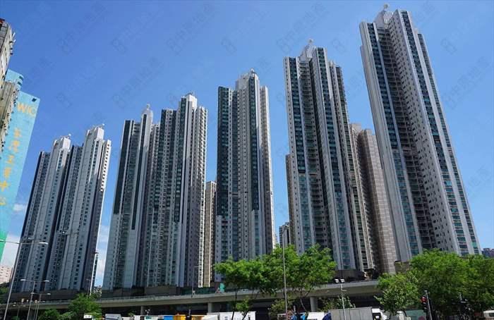荃灣八區登記二手私人住宅買賣合約 (2021年3月)