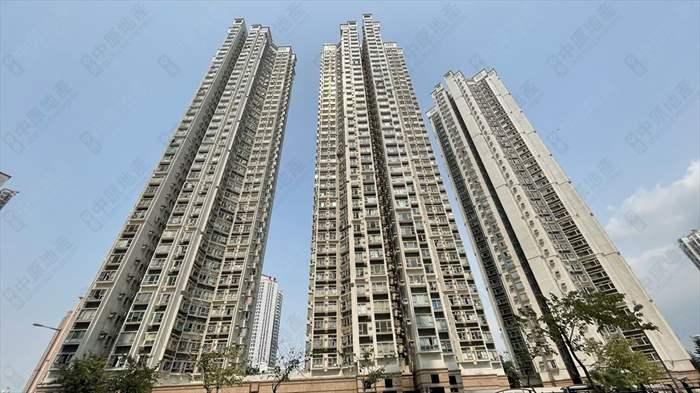 中原城市指數成份屋苑實用調整呎價統計分析(2021年第3季)