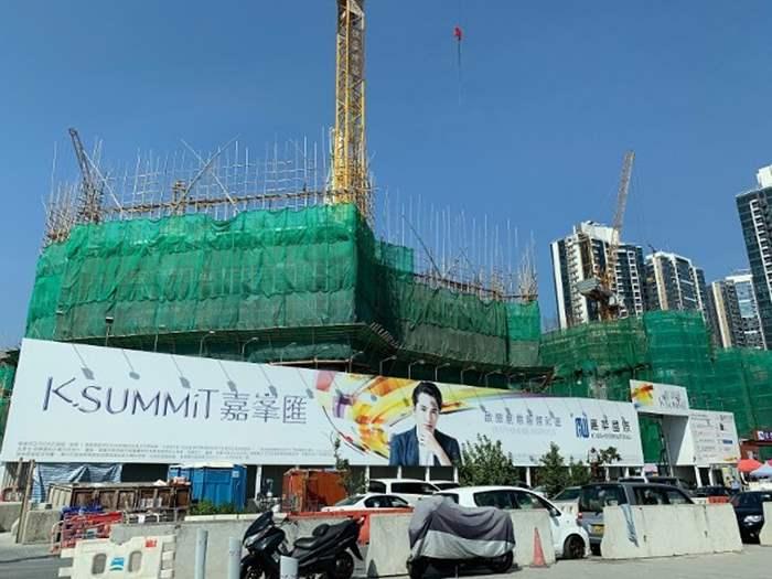 嘉峯匯高層三房呎售3.17萬 創項目新高