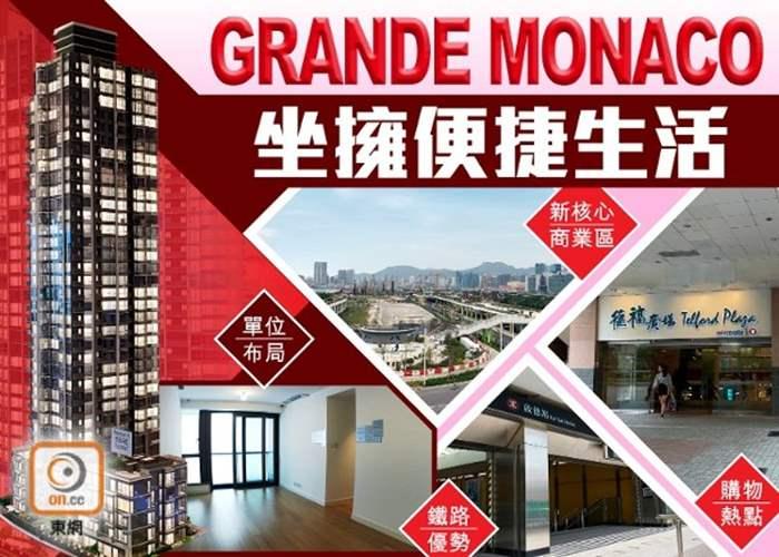 【新盤影片】啟德GRANDE MONACO 體驗全方位便利生活