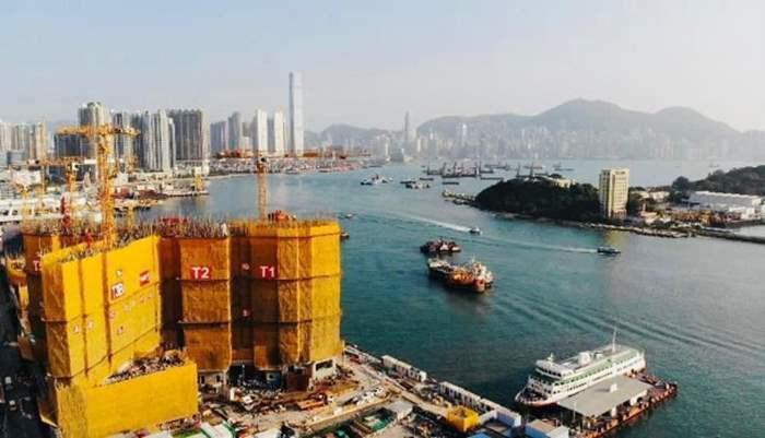 西南九龙维港滙I再录成交 尺价逾2.88万元