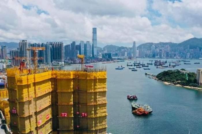 西南九龙维港滙I特色户6533万沽 尺价4.7万元