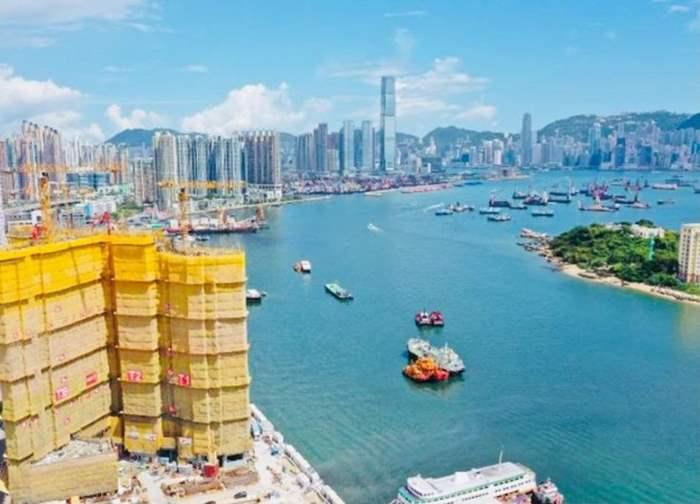 西南九龍維港滙兩期6月已沽出30伙