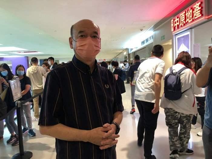 中原陈永杰:柏傲庄III今日发售的173伙料即日沽清