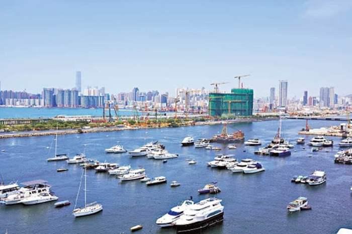 維港1號加推新價單平均呎價2.8萬 周六賣286伙