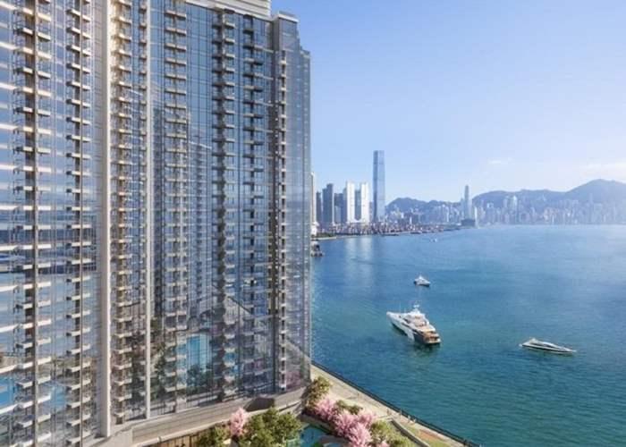 維港滙I及III連沽兩伙 最高呎價逾2.86萬