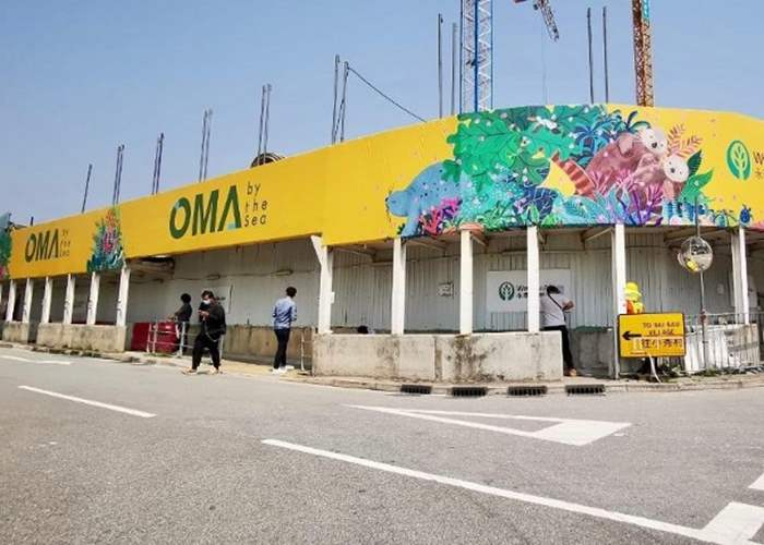 OMA by the Sea已售逾210伙 加推108伙應市