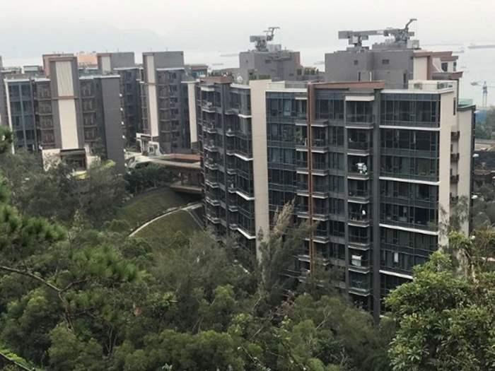 滿名山終止買賣洋房以7392萬元重售