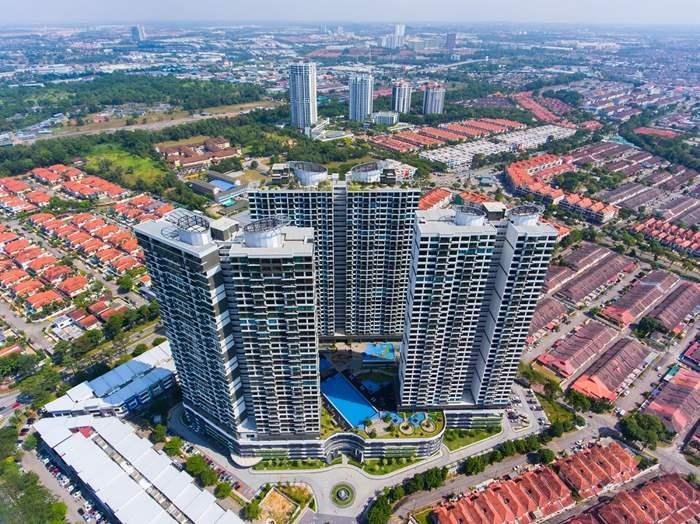 港人斥約180萬港元購馬來西亞新山Molek Regency1500呎單位