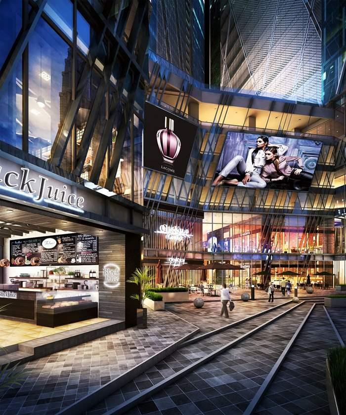 吉隆坡雙子塔旁地標住宅So Sofitel KL Residences  首期港幣$10萬起 本周末展銷